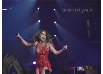 Geçen hafta Jennifer Lopez konserinde neler yaşadım? Ayrıntısıyla beraber bu yazıda!