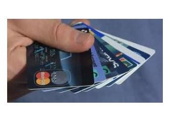 Kredi kartına fazla para yatırılmamalı
