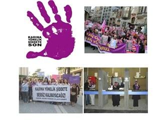 25 Kasım Kadına Yönelik Şiddete Karşı Mücadele ve Dayanışma Günü
