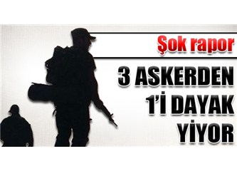 Türk Silahlı Kuvvetlerinde dayak ve işkence 934 şehit!