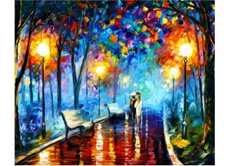Uzun bir hazan mevsimiydi aşk...