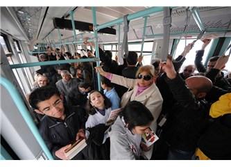 Toplu taşıma araçlarındaki davranışlarımız