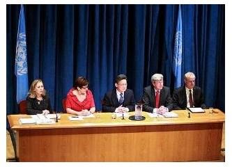 BM 2012 Uluslararası Kooperatifler Yılı kapanış toplantısının ardından