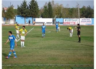 Didim Belediyespor 2 - 1   Çine Madranspor