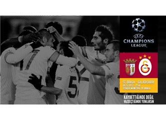 Bu Takımın Adı GALATASARAY Bu Takım YILMAZ Braga-Galatasaray 1-2