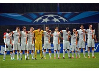 Galatasaray 2. turda... Bitti demeden bitmez..