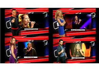 O Ses Türkiye'de en çok izlenen 10 yarışmacı