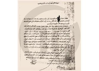 Vahdettin'in ABD Başkanına yazdığı mektup