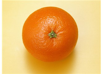 Portakal mı, protokol mu ?