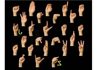 Portekizce el hareketleri sözlüğü