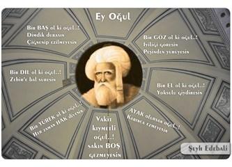 Osman Bey'e İmparatorluğun Müjdesini Veren; Şeyh Edepali