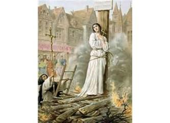 Tarihte cesur bir kadın: Jean D'arc (Joan of Arc) 1412 – 1431.