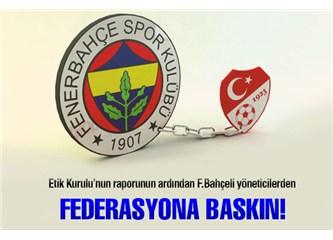 Fenerbahçe üzerinden TFF'ye saldıran Galatasaray ve Trabzonspor'a Fenerden sert cevap!