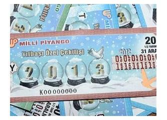 Milli Piyango'da Kazanan Yine Çeyrek Bilet ve Sıralı Tam Liste