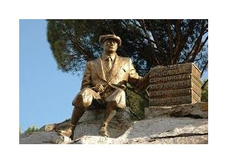 Dünyadaki Atatürk