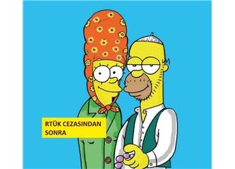 Hürrem kapandı Marge Simpson da kapanır mı?