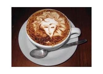 Bir fincan kahve