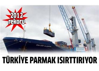 2012 Türkiye İhracat rakamlarına detaylı bir bakış ve rakamların analizi