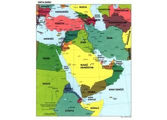 Şiddetle şekillenen Ortadoğu'da Türkiye