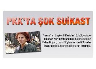 PKK Terörü, artık Avrupa'nın sorunudur!