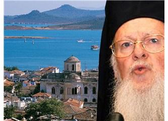 Rum Patrikhanesi'nin Ayvalık ve Cunda havalisindeki faaliyetleri
