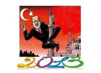 2013'e çeyrek kala ileri demokrasi
