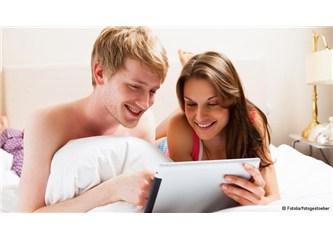İnternet pornosu aşkı öldürdü