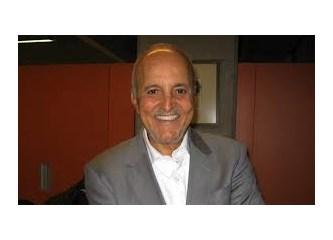 Suskun kaldı ekran – Mehmet Ali Birand vefat etti…