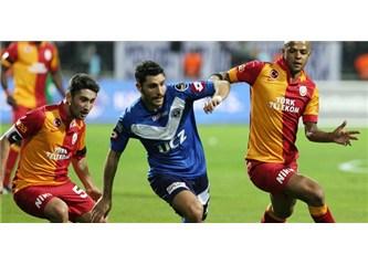 Galatasaray Kötü Başladı