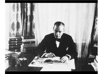 Atatürk'ün Kitap tutkusu