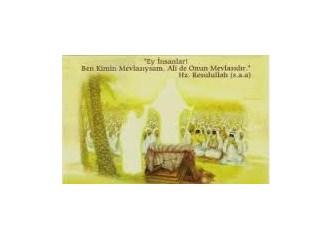 İntisab-ı, Ali Muhammed'i...