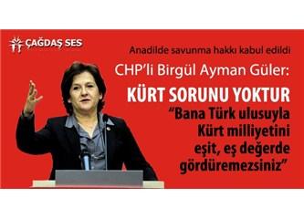 Türk ulusu ve Kürt aşiretleri