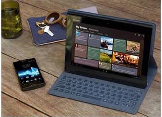 Zengin dostu Sony yine iş başında: Xperia Tablet Z…