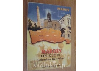Mardin Folkloru kitabı üzerine