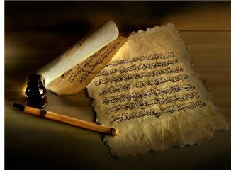 Peygamber Efendimize 4 asır önce yazılmış mektup…