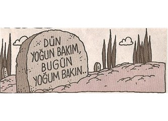 Sevdiğiniz öldü mü sizin de?