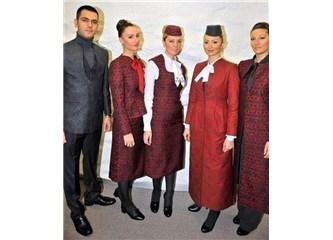 İşte THY'nin yeni hostes kıyafetleri (Tayyip Hava Yolları)