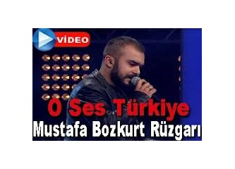 O Ses Türkiye – Mustafa Bozkurt
