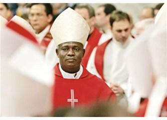 Tüm kehanetler gerçeklleşti; sıra Ganalı Kardinal Peter Kodwo Appiah Turkson'da mı?
