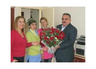 Arbel Grubu Başkan Yardımcısı Hasan Arslan ''Sevene ve sevilene hergün 14 Şubatt'tır'' dedi.
