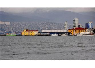 İzmir'in başka şehirlerden görünüşü