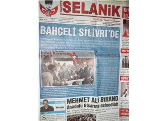Gazete Selanik yayın hayatına başladı