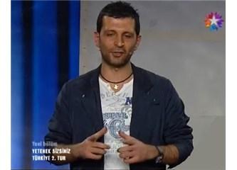 Sedat Çalımlı – Eşi benzeri olmayan bir sanat performansı … Yetenek Sizsiniz Türkiye – 2. Tur