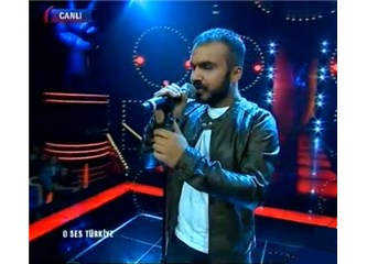 Canlı / O Ses Türkiye – Düello : Mümtaz Ateş & Mustafa Bozkurt – Mustafa'nın sesinde Ahmet Kaya