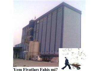 Tarsus Ziraat Odası Başkanı: Yem fabrikaları fahiş fiyattan yem satıyor