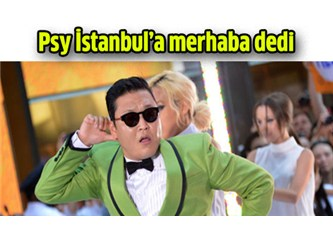 PSY İstanbul'u salladı! Konser muhteşemdi!