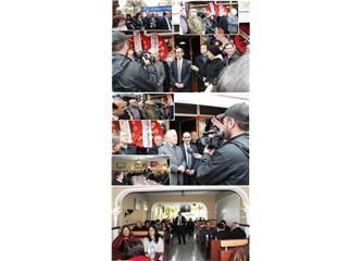 Ulusal Eğitim Derneğinin Burdur Şubesi törenle açıldı