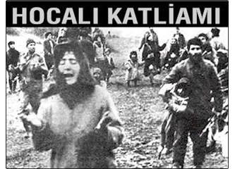 Kar Kırmızı Hocalı- Hocalı Katliamı