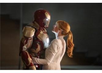 Iron Man üçüncü kez geliyor!