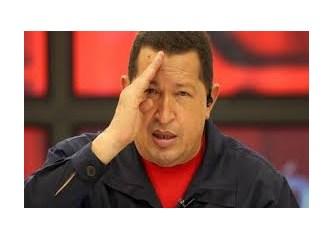 """Venezuella'nın """"Arabesk Babası"""" Chavez de öldü..."""